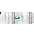 seamless black and white hand drawn wood pattern vector image vector image