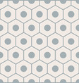 seamless pattern with gray pencil ends vector image vector image