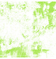 green grained texture vector image vector image