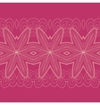 horizontal seamless pattern background ornament vector image vector image