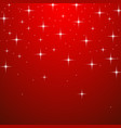 red christmas background with highlights vector image vector image