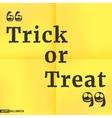 Halloween5 vector image vector image