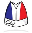 Kapa4 Francuska resize vector image vector image