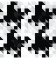 Pixels hounds tooth vector | Price: 1 Credit (USD $1)