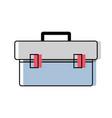 box tool equipment to repair construction vector image