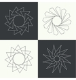 Sacred symbols and signs vector image