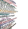 business words vector image vector image