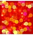 Colorful Blurred Light Background vector image vector image