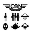 alien ufo icon