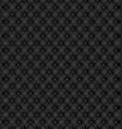 Texture leather upholstery door vector image