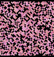 pink seamless diagonal square pattern background vector image vector image