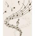 Extravaganza of music vector image