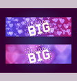 dream pattern lovely dreaming sign on vector image vector image