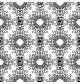baroque seamless pattern greek key meanders vector image vector image