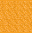 orange dot texture vector image