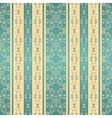 Vintage seamless pattern background vector image vector image