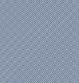 Diagonal meander style pattern - greek waves vector image vector image