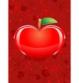 Appleshaped heart