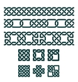 Celtic Design Element vector image