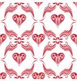 Pattern Heart Ornamental