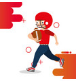 sport kids activity vector image vector image