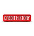 credit history vector image