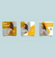 fashion social media feed post promotion design