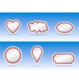 Banner color variation vector image