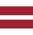 Latvia vector image vector image