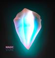 Magic Stone vector image