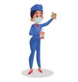 air hostess cartoon