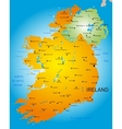 Ireland vector image vector image