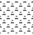 worker avatar pattern seamless vector image vector image
