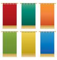 blank wall hangings vector image vector image