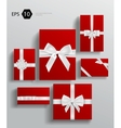 Gift wrapping collection vector | Price: 3 Credits (USD $3)