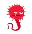 Alien monster vector image
