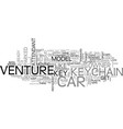 which car did i park here text word cloud concept vector image vector image