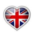 British heart vector image