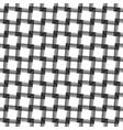 abstract grid mesh background monochrome vector image vector image