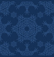 winter snow texture seamless pattern drawn vector image vector image
