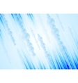 Abstract blue elegant modern background vector image vector image