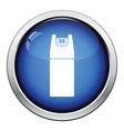 Pepper spray icon vector image