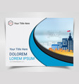 print advertising ready template a4 size design
