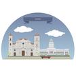 Havana vector image vector image