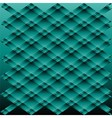 Background green blue dark abstract pattern vector image vector image