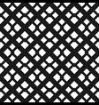 abstract art deco pattern vector image vector image