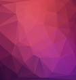Abstract purple Geometric Background for Design vector image vector image