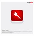 car key icon vector image vector image