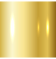 gold texture smooth material light vector image vector image