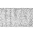 gradient binary code digits background vector image